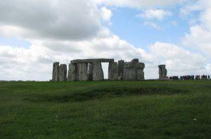 2014 May Weekend Stonehenge Sarsen Stone Circle