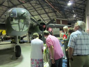American B25 Mitchell, RAF Hendon