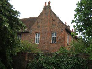 Brickwork on Stable Block, Osterley Park House