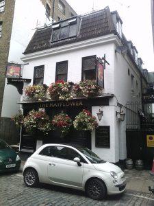 Mayflower Inn, Rotherhithe