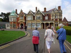 Bletchley Park House, September 2014