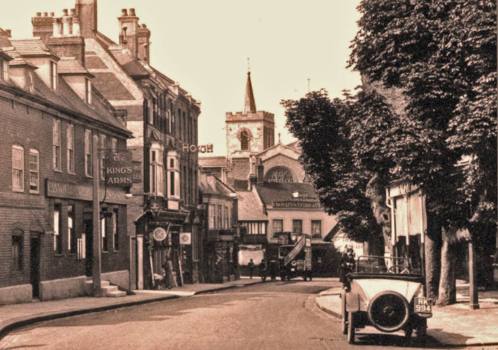Carshalton High Street